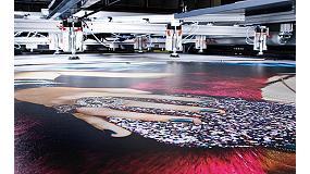 Foto de La nueva tinta UV de gran formato de HP cumple con las normas de AgBB establecidas para usos en interiores