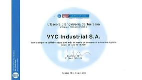 Picture of VYC Industrial approaches the company to the university