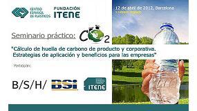 Fotografia de El CEP i Itene organitzen un seminari pr�ctic per al c�lcul de la petjada de carboni