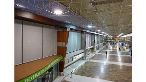 Fotografia de Solucions Somfy en la reforma de l'aeroport de Tenerife Sud