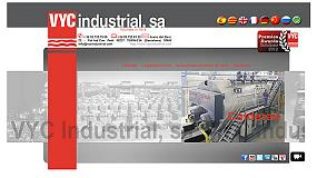 Picture of VYC Industrial expands to 8 the languages of his page web