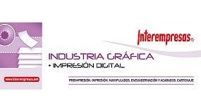 Foto de Interempresas presenta en Hispack 2012 su nueva revista de artes gráficas, ahora más digital