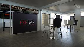 Fotografia de Compte enrere per a l'obertura del nou xou room de Persax