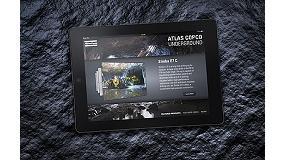 Foto de Atlas Copco lanza una aplicaci�n �subterr�nea� para dispositivos m�viles