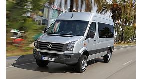 Foto de Volkswagen Veh�culos Comerciales presenta la gama 4Motion