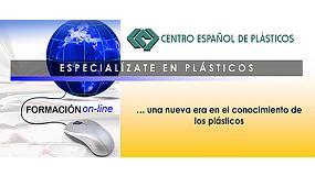 Fotografia de El CEP crea una plataforma online per impartir els seus cursos sobre el sector del pl�stic