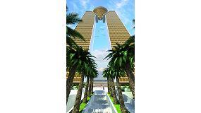 Foto de Moinsa amuebla dos de las torres m�s altas de Espa�a