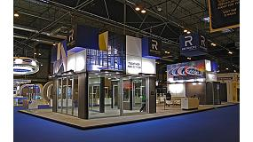 Picture of Reynaers Aluminium Does a positive balance of his presence in Veteco 2012
