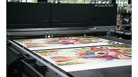 Foto de HP cierra m�s de 200 pedidos en Drupa 2012