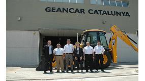 Foto de El nuevo distribuidor de JCB en Catalu�a abre sus puertas