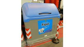 Fotografia de A Espanya reciclem 162 quilos de paper i cartr� per segon