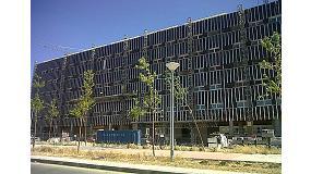 Fotografia de Façanes sostenibles a Madrid gràcies a les solucions de Knauf Insulation