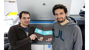 Picture of Wemories Offers �an only experience� in impressesion of photos with technology HP Indigo