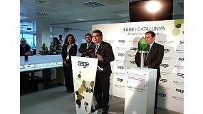 Foto de Sage apuesta fuerte por la I+D+i con su nuevo Centro de Investigaci�n de Sant Cugat del Vall�s