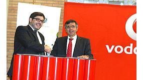 Foto de Sage y Vodafone celebran el �D�a de la movilidad eficiente�