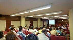 Fotografia de La ponència de Knauf Insulation sobre rehabilitació energètica reuneix a més de 70 assistents