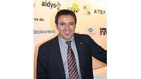 Fotografia de Jordi Quera, nou president de Graphispack Associació