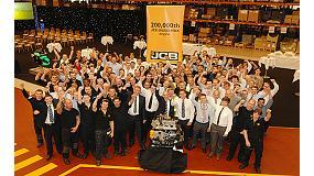 Foto de JCB celebra un nuevo hito con la fabricaci�n del motor n�mero 200.000 JCB Dieselmax