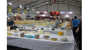 Fotografia de Dairygold guardonada amb nou premis en el campionat internacional de formatges de Nantwich