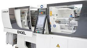 Fotografia de Engel integra les unitats d'espumaci�n MuCell en les seves inyectoras Engel Victory i Engel i-Victory