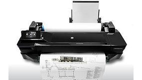 Foto de Soluciones HP con conexi�n a Internet para imprimir en gran formato