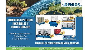Foto de Denios estrena su tienda online con el lanzamiento de una campa�a de promoci�n de oto�o