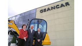 Foto de Geancar inaugura sus nuevas instalaciones como distribuidor de JCB para Catalu�a