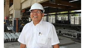 Foto de Los ferrocarriles de Malasia emplean la tecnolog�a de vibraci�n de Atlas Copco