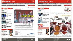Picture of Already they are available the new digital magazines of Interempresas Chemical and Interempresas Pharmacy