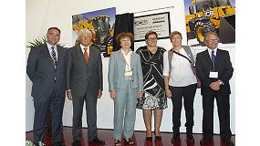 Foto de M�s de 300 invitados asisten a la inauguraci�n de la nueva instalaci�n de Geancar en Castellbisbal