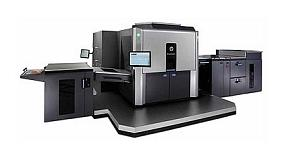 Picture of HP Installs the first Indigo 10000