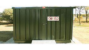 Foto de Denios instala sus almacenes de residuos en 21 centros de trabajo de Adif