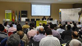 Foto de FAECA participa en una jornada donde se debate sobre el sector del aceite de oliva