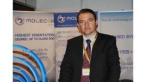 Foto de Entrevista a Ignacio Mu�oz, director general de Molecor