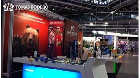 Picture of Tom�s Bodero exposes his novelties in Eurobrico 2012