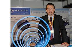 Foto de Molecor presenta su tecnolog�a de PVC-O en Plastic Pipes XVI
