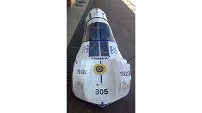 Foto de El coche el�ctrico fabricado en Almad�n compite con otros 38 en Cartagena
