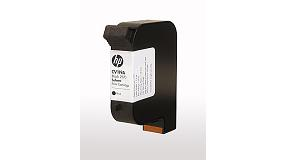 Picture of HP Presents a cartridge of impressesion for substrata semiporosos in industrial applications
