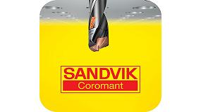 News (recent or not) que hacen referencia a Sandvik Coromant