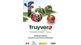 Foto de 'Soluciones para el futuro hortofrutícola', tema de las jornadas de Fruyver 2013