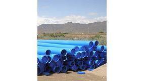Foto de Molecor presenta la nueva generaci�n de canalizaciones en PVC-O sostenibles en Pollutec