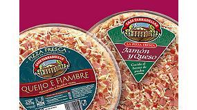 Fotografia de Els nous envasos de pl�stic per fiambre i pizzes fresques seran reciclables