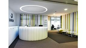 Picture of Ofita Furnishes the offices of Sanofi in Madrid