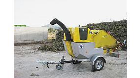 Fotografia de Trituradora Tiger 25 DR: �Un equip multitareas, pr�ctic, compacte, lleuger i molt manejable�
