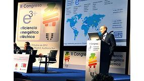 Picture of Weg Iberia Participates in the second congress of electrical energetic efficiency