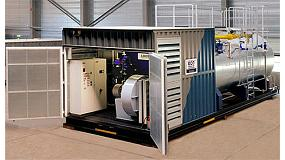 Picture of VYC Industrial improves his service for hire of boilers