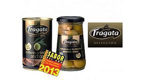 Foto de La marca de aceitunas Fragata Selecci�n, �Sabor del a�o 2013�
