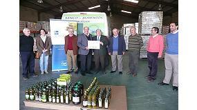 Foto de La marca de garant�a �Aceite de Huelva� contin�a con su colaboraci�n con el banco de alimentos