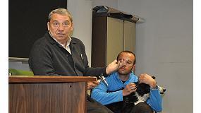 Foto de Entrevista a Miguel Ibáñez, director delCentro de Medicina del Comportamiento Animal de la UCM