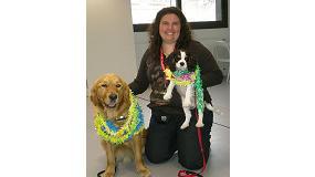 Foto de Entrevista a Maylos Rodrigo, experta en terapias asistidas con animales